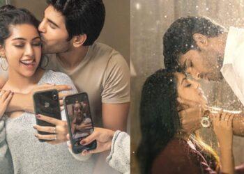 Allu Sirish shared the first look of the film 'Prema Kadanta'
