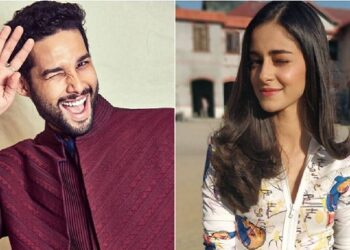 Actor Siddhant Chaturvedi will soon be seen with Ananya Pandey