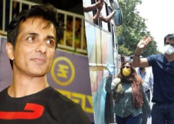 Sonu Sood who is unable to earn as a star, is helping the poor