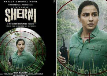 Teaser of upcoming film Sherni released on Amazon Prime