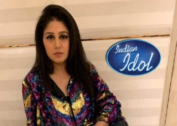 Sunidhi Chauhan jumped into reality show Indian Idol controversy