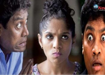 Johnny Lever's daughter said that we never really saw them in arms