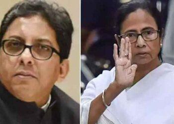 Mamta Banerjee -Alapan Bandopadhyay