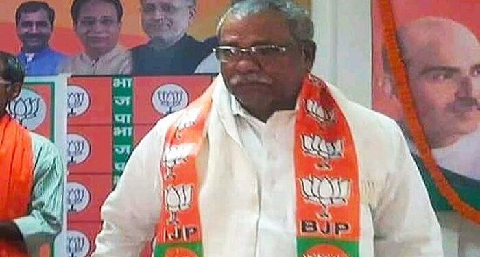 BJP MLC Harinarayan Chaudhary dies of Corona