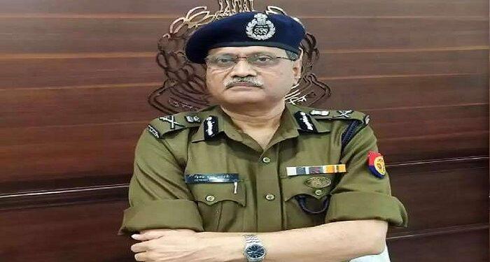 DGP Hitesh Chandra Awasthi