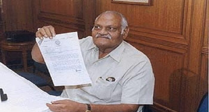 Former BCCI selector Kishan Rungta