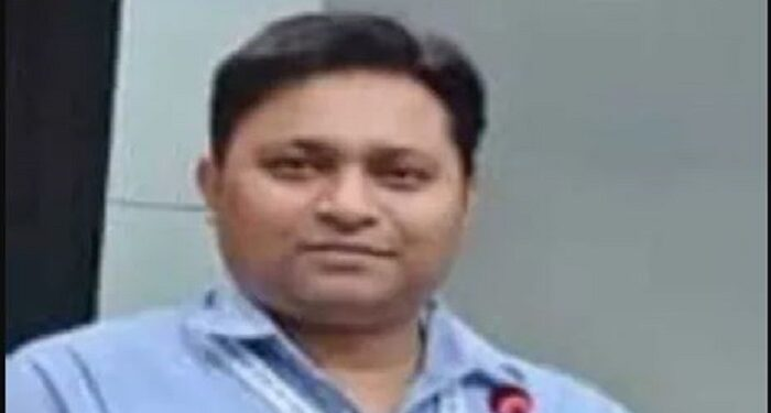 PCS trainee Prashant Kumar dies