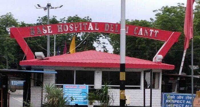 army base hospital