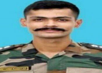Captain Shreyansh Kashyap