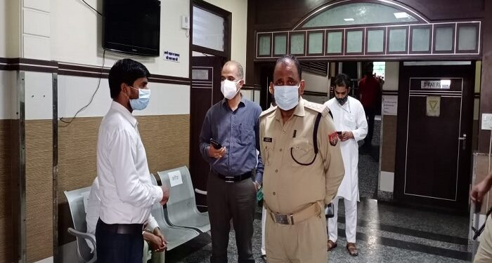 Ramji Mishra City Magistrate