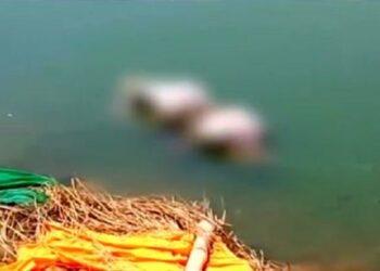 dead bodies in rivers