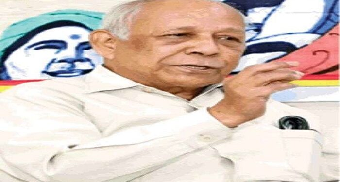 Former Mayor Dr. Dauji Gupta passed away
