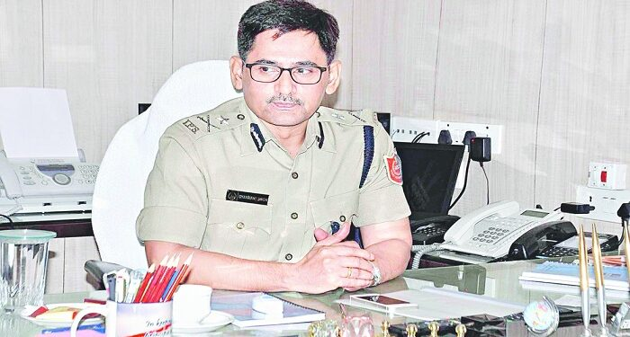 IPS Gyanwant Singh