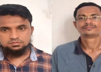 two Rohingya arrested