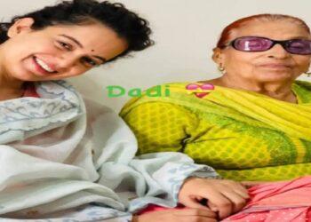 Panga girl shows swag with grandmother, goes viral on social media