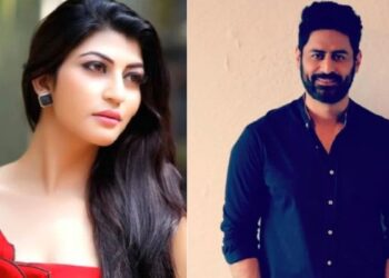 Mohit Raina filed case against actress Sara Sharma and her 3 companions