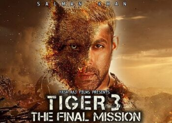 The set of 'Tiger 3' collapsed badly, the makers lost 9 crores