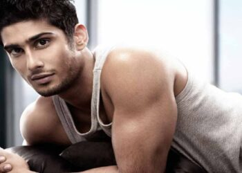 Actor Prateik Babbar completes 13 years in the Hindi film industry