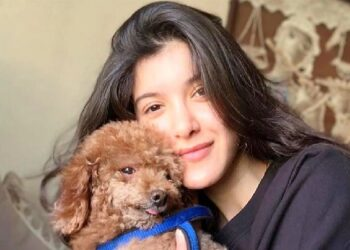 Shanaya Kapoor shared an emotional post on social media