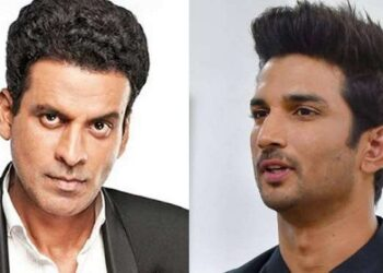 Before the death anniversary, Manoj Bajpayee remembered Sushant Singh
