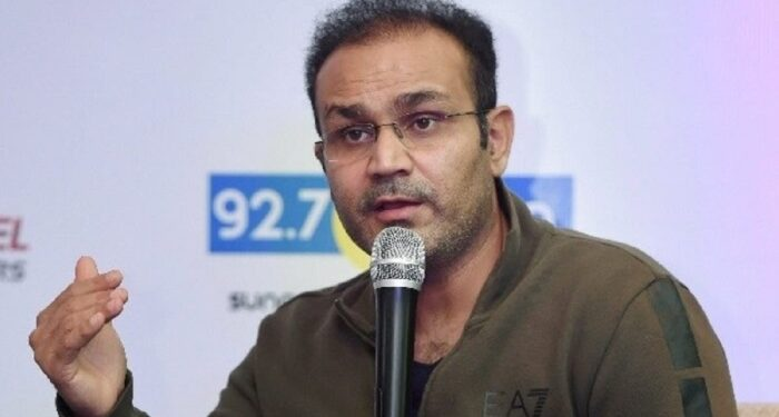 Questions and answers asked to Sehwag regarding the match between India and New Zealand