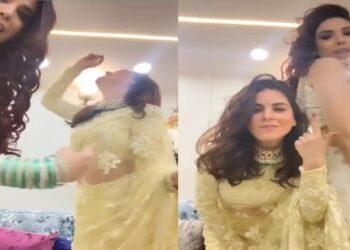 Dance video of 'Kundali Bhagya' fame Shraddha Arya went viral