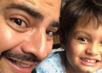 Amidst controversies, Karan Mehra shared a post for his son Kavish