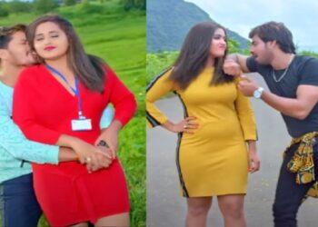Bhojpuri star Pravesh, Kajal, and Aditya Ojha's songs create Tehelka