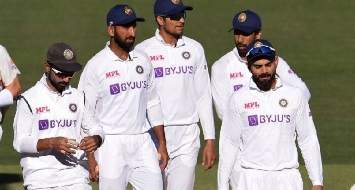 Indian team announced team for WTC final match