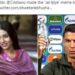 He himself reacted to the meme being made on Cristiano Ronaldo and Amrita