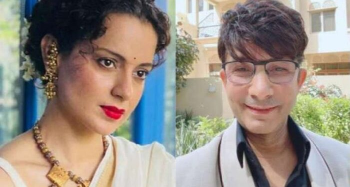 After Mika, KRK took aim at Kangana Ranaut after commenting on her