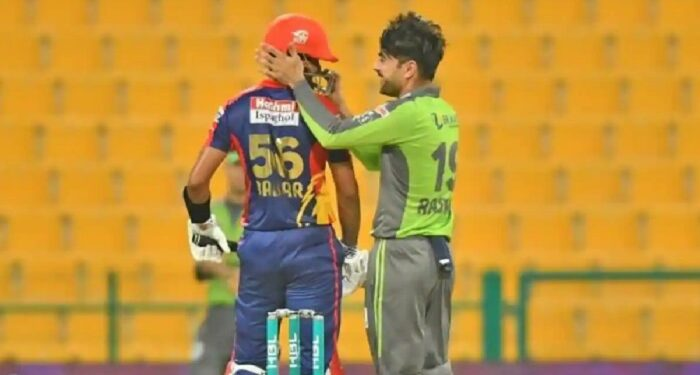 Rashid and Babar's friendship won everyone's heart in Pakistan Super League