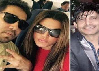KRK also dragged Rakhi in his fight