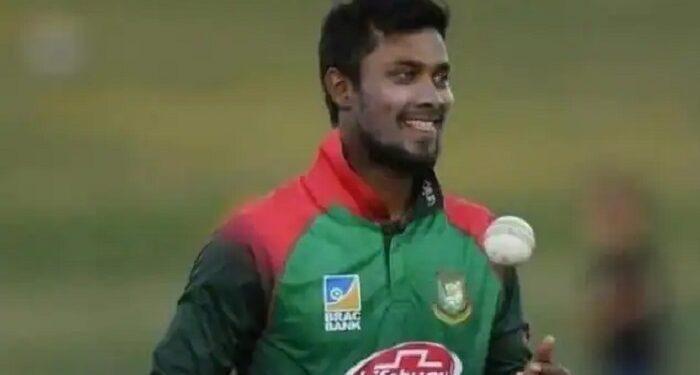 Board imposed a big fine on Bangladesh cricketer Sheikh Jamal