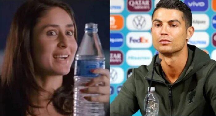 Kareena Kapoor reacted on Ronaldo's initiative, said