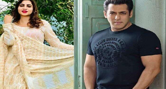 Bigg Boss fame Arshi Khan seeks Salman's help to find a groom