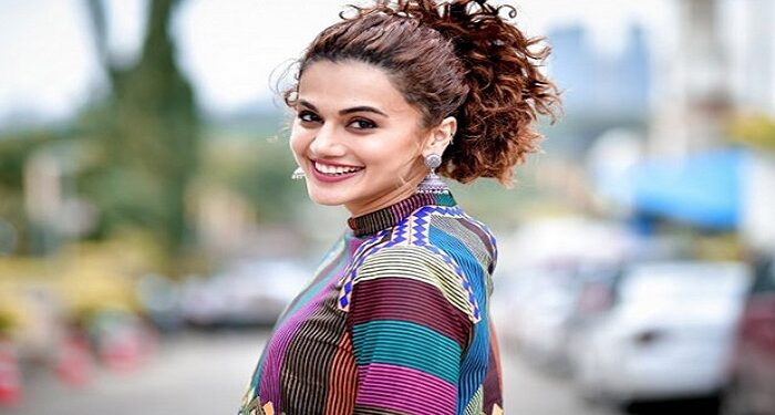 Taapsee Pannu removed the curtain, said I did not take any formal education in acting
