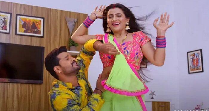 Bhojpuri actress Akshara Singh rocked 'Pani-Pani'