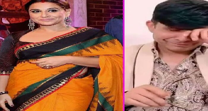 KRK targeted Vidya's film Lioness, users gave a befitting reply