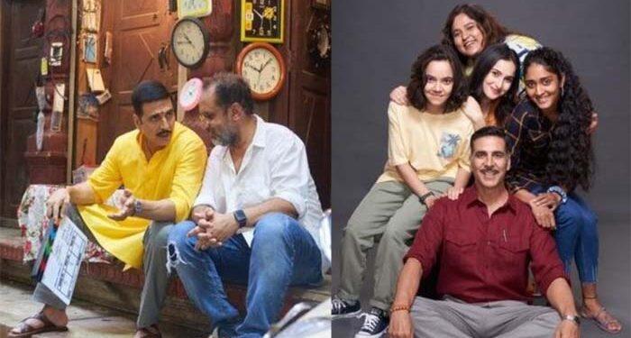 Akshay Kumar will be seen in a new style in the film Rakshabandhan