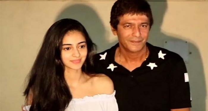 Ananya Panday had a hard time recreating her father's song, users trolled
