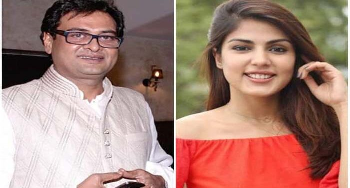 Film director Rumi Jaffrey praises Rhea Chakraborty