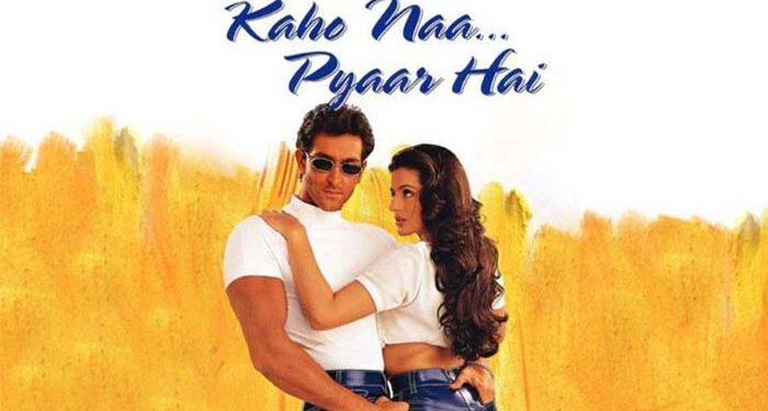 After 21 years, the curtain lifted from Hrithik's first film Kaho Naa Pyaar Hai