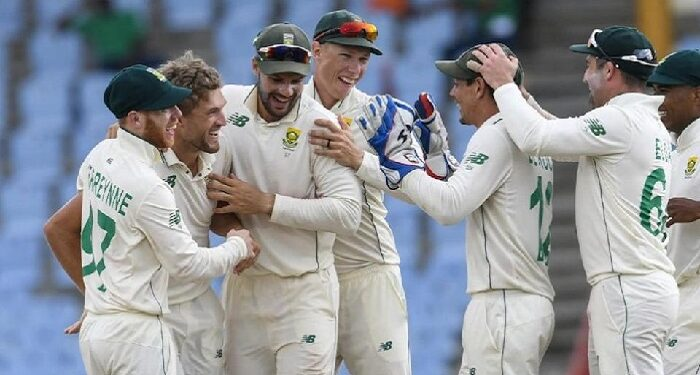 South Africa beat West Indies in the second test, their hands on the series