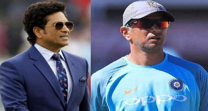 Before the Sri Lanka tour, Sachin made a big statement on Rahul Dravid...