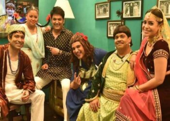 Ali and Sugandha are coming to compete with Kapil on the small screen
