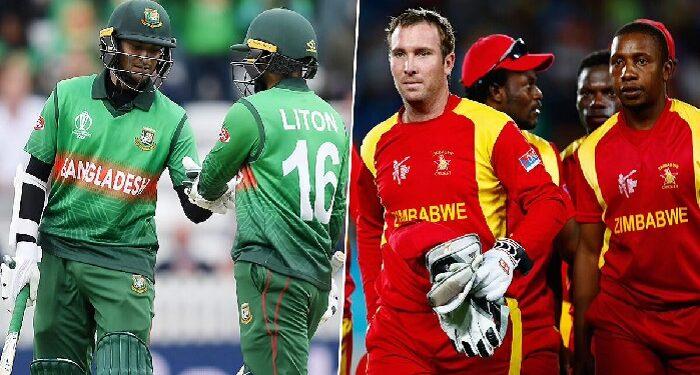 Zimbabwe Cricket got a chance to host Bangladesh