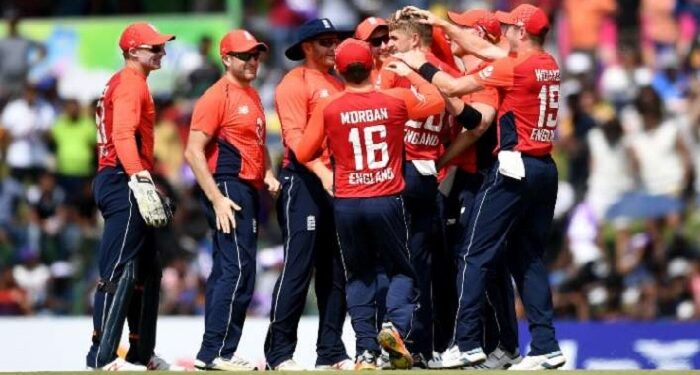 England got a big setback in the series being played against Sri Lanka