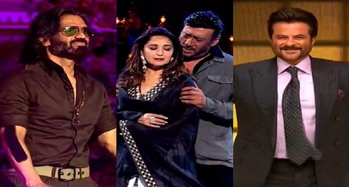 Jackie Shroff and Suniel Shetty are coming to set the sets of Dance Deewane 3 on fire
