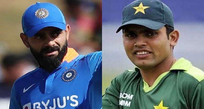 Pakistan wicketkeeper Kamran Akmal supported Virat